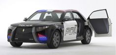 Comparing the Next Generation of Police Cars: Carbon Motors E7