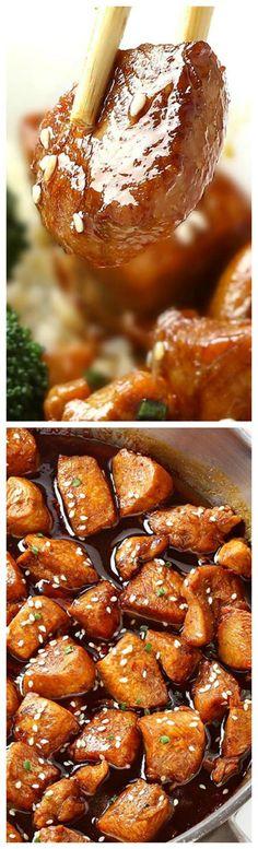 Easy Teriyaki Chicken ~ So simple and Tasty!