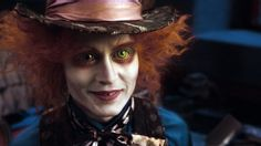 Johnny Depp | Alice in Wonderland, Tim Burton, 2010