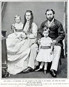 King george V childhood | janwillemsen | Flickr