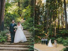California Redwoods Wedding, this is soooo beautiful. OMG
