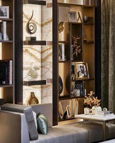 Apartment, Residential Designs: One Palm by Omniyat Unit 301 Duplex Show Apartment - Love That Design Duplex Apartment, Apartment Design, Luxury Home Decor, Luxury Interior Design, Modern Interior, Interior Architecture, Luxury Apartments, Luxury Homes, Duplex Design