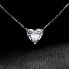 New heart diamond — can you help me with a setting? - Weddingbee