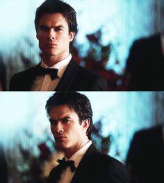 Damon Salvatore - Christian Grey - Ian Smoldering-halder.  They don't make'em any better.