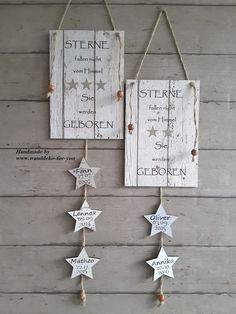 Sterne werden geboren (Cool Crafts Decor)