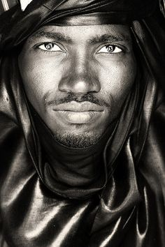 African Portrait by Mario Gerth  Frm bd: Men Glorious Men (omg ~ ALL-GLORIOUS mouth... ~js!)
