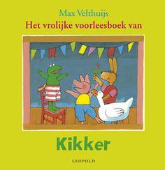 Het vrolijke voorleesboek van Kikker | 'Ben ik vandaag jarig?' zei Kikker verbaasd. 'Dat was ik helemaal vergeten.'  'Maar wij niet!' riepen zijn vrienden in koor.  Kikker is een vriend voor alle leeftijden. Een oer-Hollandse held, over de hele wereld geliefd en hij wordt dit jaar 25 jaar jong!  Dat viert hij met een dik boek vol verhalen.  Lees het voor, beleef het mee, en vier de verjaardag van Kikker!