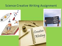 Creative Story Assignment - Science