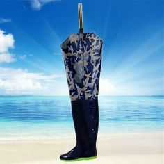 Fishing Boots - Try Out Some Of These Great Fishing Tips! Fishing Girls, Going Fishing, Fly Fishing, Brown Leather Boots, Brown Boots, Skinny Water, Fishing Boots, Waterproof Hiking Boots, Fishing Outfits
