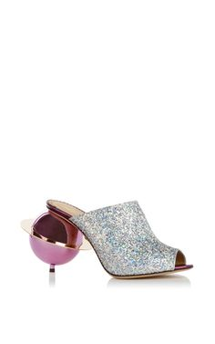 Miss Universe Mule by CHARLOTTE OLYMPIA for Preorder on Moda Operandi
