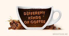 The perfect guide tomaking every single kind ofcoffee
