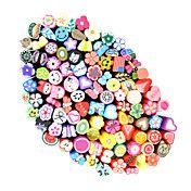 100pcs 3D Cane Stick Rod Sticker Nail Art Dec... – GBP £ 6.60