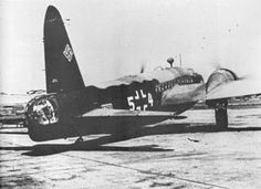 Aviation Floripa: Allied bombers captured