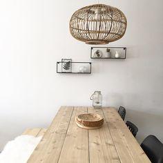 #kwantuminhuis Lampenkap BOREAS > https://www.kwantum.nl/verlichting/lampenkappen @lapetitefox_home