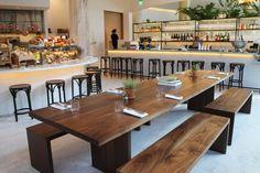 Image result for large communal tables