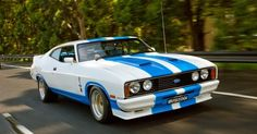 Old cars muscle ford falcon 55 Ideas Australian Muscle Cars, Aussie Muscle Cars, Ford Mustang Shelby Gt500, Mustang Cars, Purple Mustang, Ford Falcon Australia, Old School Muscle Cars, Old Race Cars, Top Cars