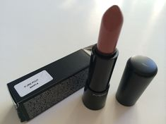 MAC Mineralize Rich Lipstick - Pure Pout    3.6 g / 0.12 oz (New, marked sample)  Discontinued