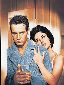 cat on a hot tin roof, one of my absolute favorite movies