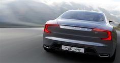 Volvo's concept coupe 2013