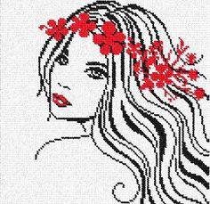 Cross Patterns, Modern Cross Stitch Patterns, Cross Stitch Designs, Beading Patterns, Stitch Crochet, Crochet Cross, Crochet Chart, Blackwork Embroidery, Cross Stitch Embroidery