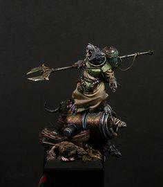 SPAIN 2011 Madrid - Warhammer Single Miniature - Demon Winner, the unofficial Golden Demon website