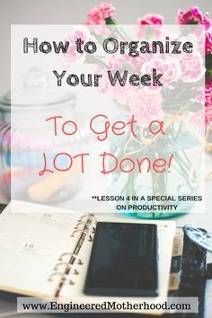 How I Organize My Week For Maximum Productivity Success Coach. Bujo, Business Tips, Online Business, Business Entrepreneur, Planners, Success Coach, Planner Organization, Organisation Ideas, Organization Station