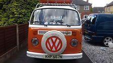 Volkswagen Camper Van T2 Bay Window