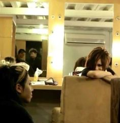 Aoi and Uruha