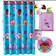 Disney Doc Mcstuffins Bathroom Bundle