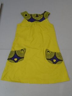 African print kitty cat dress available at https://www.facebook.com/ephiestitches/