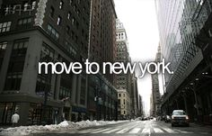 This is one of my major life goals -- after all the NFL offices are there so I should be too!