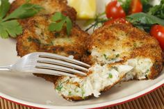 Serves 4  Ingredients:  Fish Cakes:   2 tablespoons butter  2 tablespoons olive oil  About 3 cups white fish fillets, flaked  1 1/2 cups...