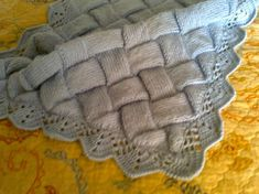 schemi maglia per copertine  (Foto 6/30) | PourFemme
