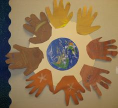 What would you do to change the world with your own two hands? (goes with book: The Colors of Us and song: My own two hands Jack Johnson): With Our Own Two Hands...
