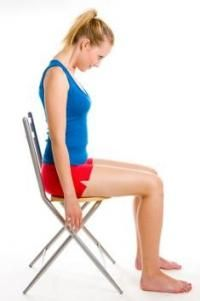 29 Best Chair Exercises Images In 2017 Chair Exercises