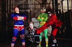 Don't stop superheroes