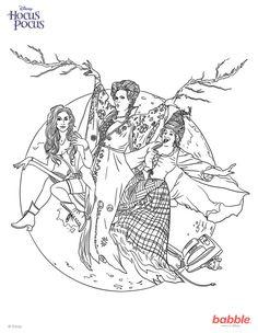 hocus pocus coloring pages - ausmalbilder pferde ausmalbilder pinterest