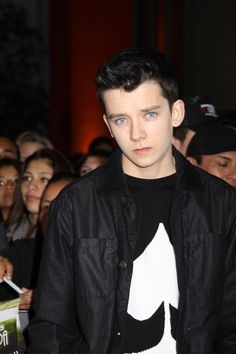 2014 Asa Butterfield , Simply amazing