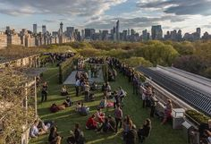 Top 5 (affordable) New York Rooftops #nyc #newyork #queens #brooklyn #bar #restaurant #garden #rooftop #view #photography #travel #urban #city #usa #architecture #blog #travelblog