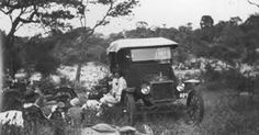Bilderesultat for classic old safari picnics