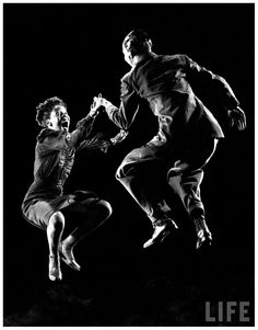 Lindy Hop - LIFE magazine in 1943