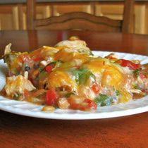 King Ranch Chicken Recipe
