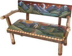 Sticks Loveseat 12685 In Stock by Sticks | Sticks Furniture, Home Decorative Accents