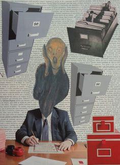 O Grito Burocrático