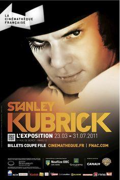 Exposition Stanley Kubrick - La Cinémathèque française - 2011 - Photo : La Cinémathèque française