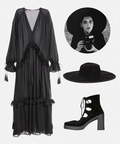 8 easy (but non-lame) Halloween costumes for lazy cool girls