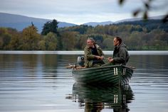 The Lake of Menteith Trout Fishery