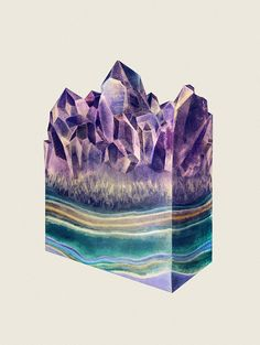 http://www.fubiz.net/2015/01/07/beautiful-mineral-illustrations/