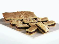 Chewy Fig and Almond Cookies Recipe : Giada De Laurentiis : Food Network - FoodNetwork.com