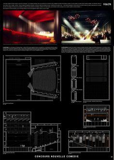 Maxime Busato Architecture · Nouvelle Comédie de Genève
